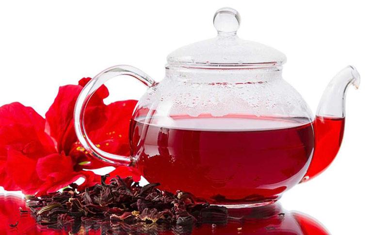 طرز تهیه چای ترش