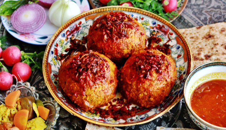 کالری غذاهای ایرانی