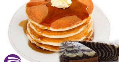 شیرینی های کم کالری