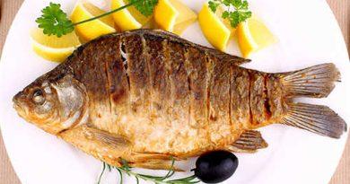 طرز تهیه ماهی جنوب با حشوی مخصوص