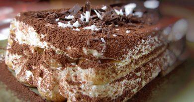 ترامیسوی شکلاتی و طرز تهیه ترکیه ای آن