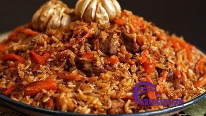 طرز تهیه پلوی قابیل غذای افغانی
