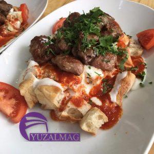 طرز تهیه کباب بالابان غذای معروف ترکی