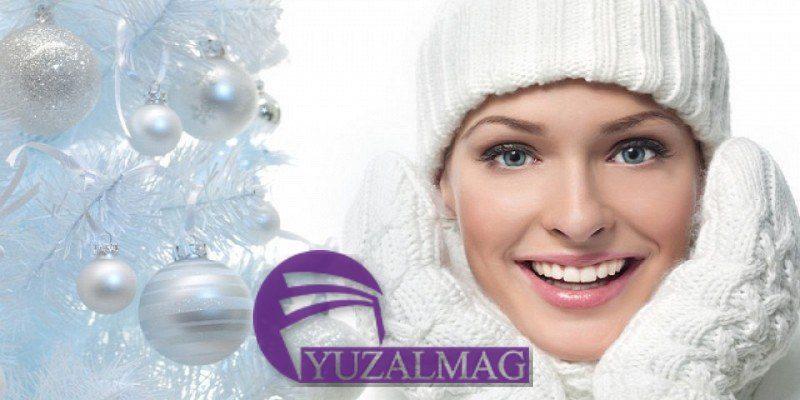 شادابی پوست در زمستان