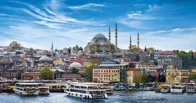 تجربیات من از زندگی در ترکیه قسمت اول