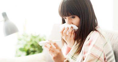 پنج روش طبیعی برای درمان سرماخوردگی