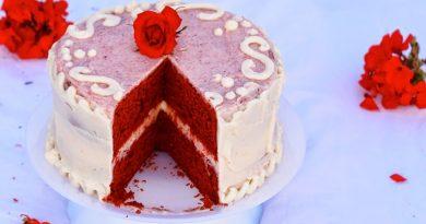 طرز تهیه کیک یلدا