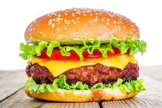 همبرگر یوزآل