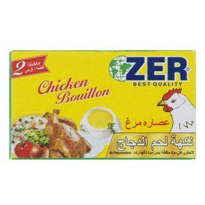 عصاره (اشکنه) مرغ زر بسته 2 عدیی