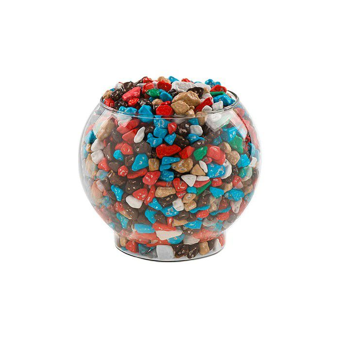 شکلات سنگی فله آذر چیچک مقدار ۲٫۵ کیلو