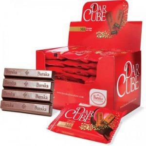شکلات با مغز کریسپ شیری محصولی از باراکا