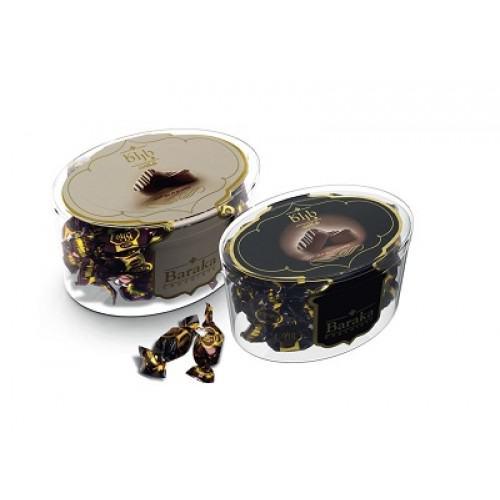 شکلات دو سر پیچ نگین شیری باراکا مقدار ۳۰۰ گرم