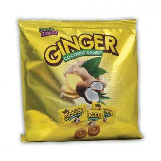 آبنبات زنجبیلی جینگر GINGER با طعم زنجبیل