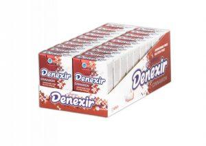 آدامس دارچین فیلیپ تاپ دنکسیر DENEXIR - بدون آسپارتام ، بدون شکر ، بدون گلوتن