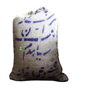 برنج نیمه دودی بافکر خانه ۱۰ کیلوگرم