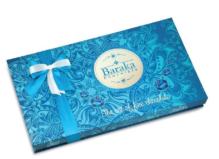 شکلات کادویی برلیان باراکا Baraka مقدار ۳۲۰ گرم