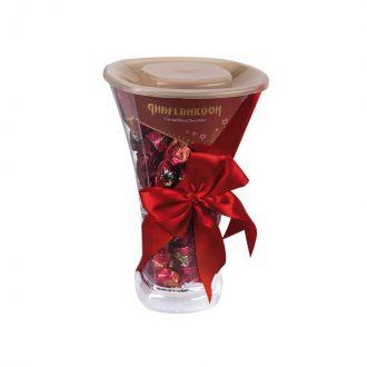 شکلات کادویی کاپ قرمز قافلانکوه