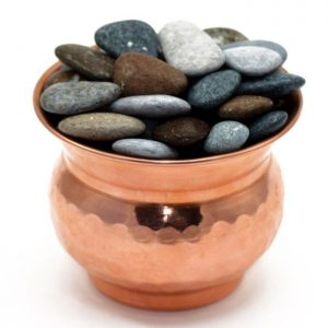 شکلات سنگی رودخانه فله آذر چیچک مقدار 2.5 کیلو
