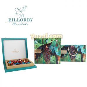 شکلات کادویی بیلوردی peacock