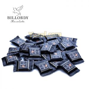 شکلات تلخ ۷۰ درصد بیلوردی مقدار ۵۰ گرم