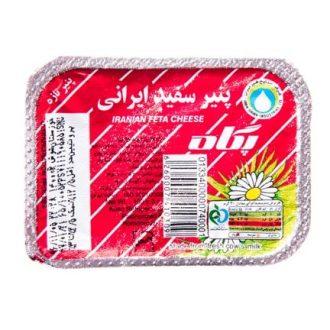 پنیر سفید ایرانی پگاه مقدار ۱۰۰ گرم