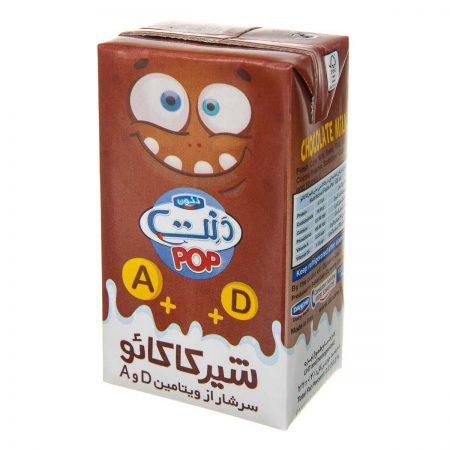 شیر کاکائو 125 میلیلیتری دنت
