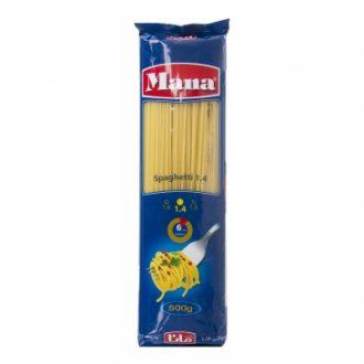 اسپاگتی ۱.۴ مانا مقدار ۵۰۰ گرم