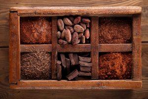 مزایای دارویی شکلات